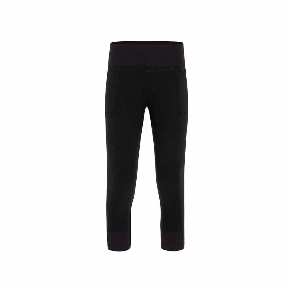 Tasc Performance Women's Nola Pocket 7/8 Tight, Black