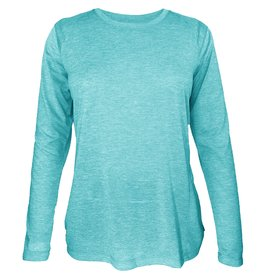 Women's Bug Free Trail Long Sleeve Tee, Peacock Blue