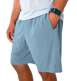 Free Fly Men's Breeze Short, Blue Fog
