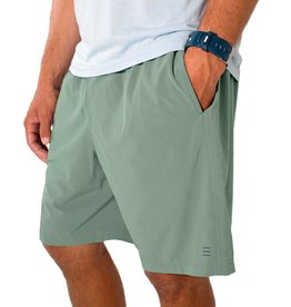 Free Fly Men's Breeze Short, Turtle Grass