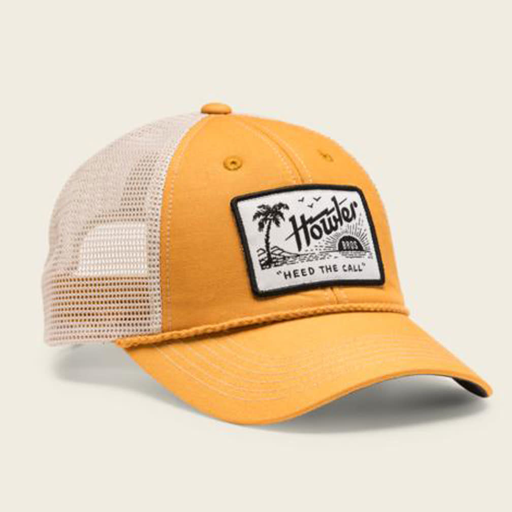 Howler Brothers Paradise Hat, Yellow