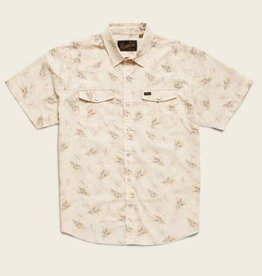 Howler Brothers H Bar B Snapshirt, Grainfields Print: Cereal