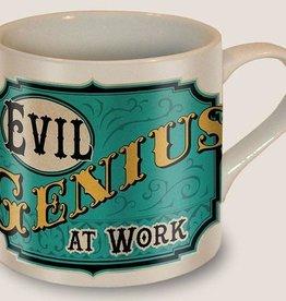 Trixie & Milo Mug, Evil Genius