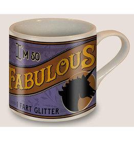 Trixie & Milo Mug Fabulous Glitter