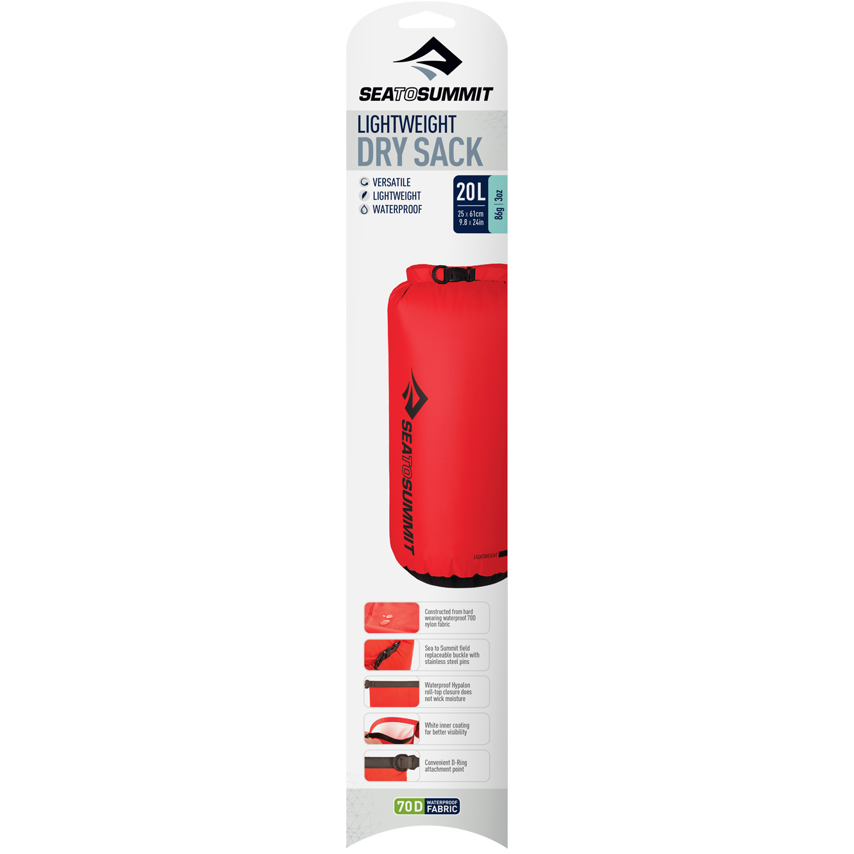 Lightweight DrySack, 13 Liter-7