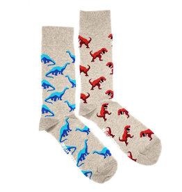Friday Sock Company M's Dinosaurs