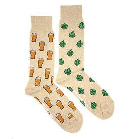 Friday Sock Company Mens Beer and Hops