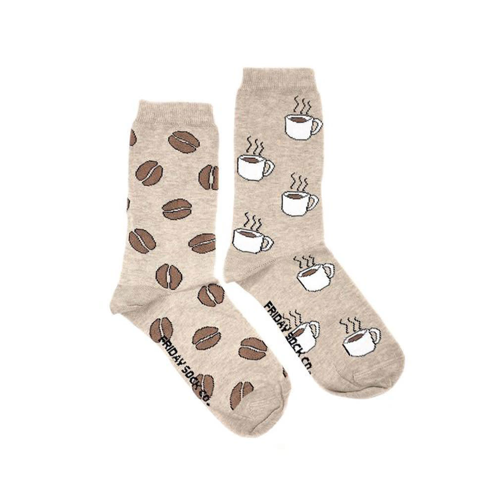 Friday Sock Company Womens Coffee And Beans