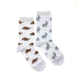 Friday Sock Company Womens Tortoise And Hare