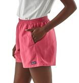 Patagonia Women's Baggies Shorts, Bluff River: Star Pink