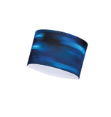 BUFF Tech Fleece Headband Shading Blue