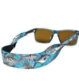 Croakies XL, Fishing Print