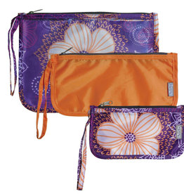 ChicoBag Travel Zip, Flourish