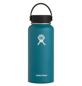 Hydroflask 32 oz Wide Mouth, Jade