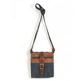 Intermix Admiral Crossbody, Navy