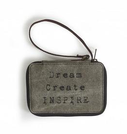 Dream, Create, Inspire Wallet