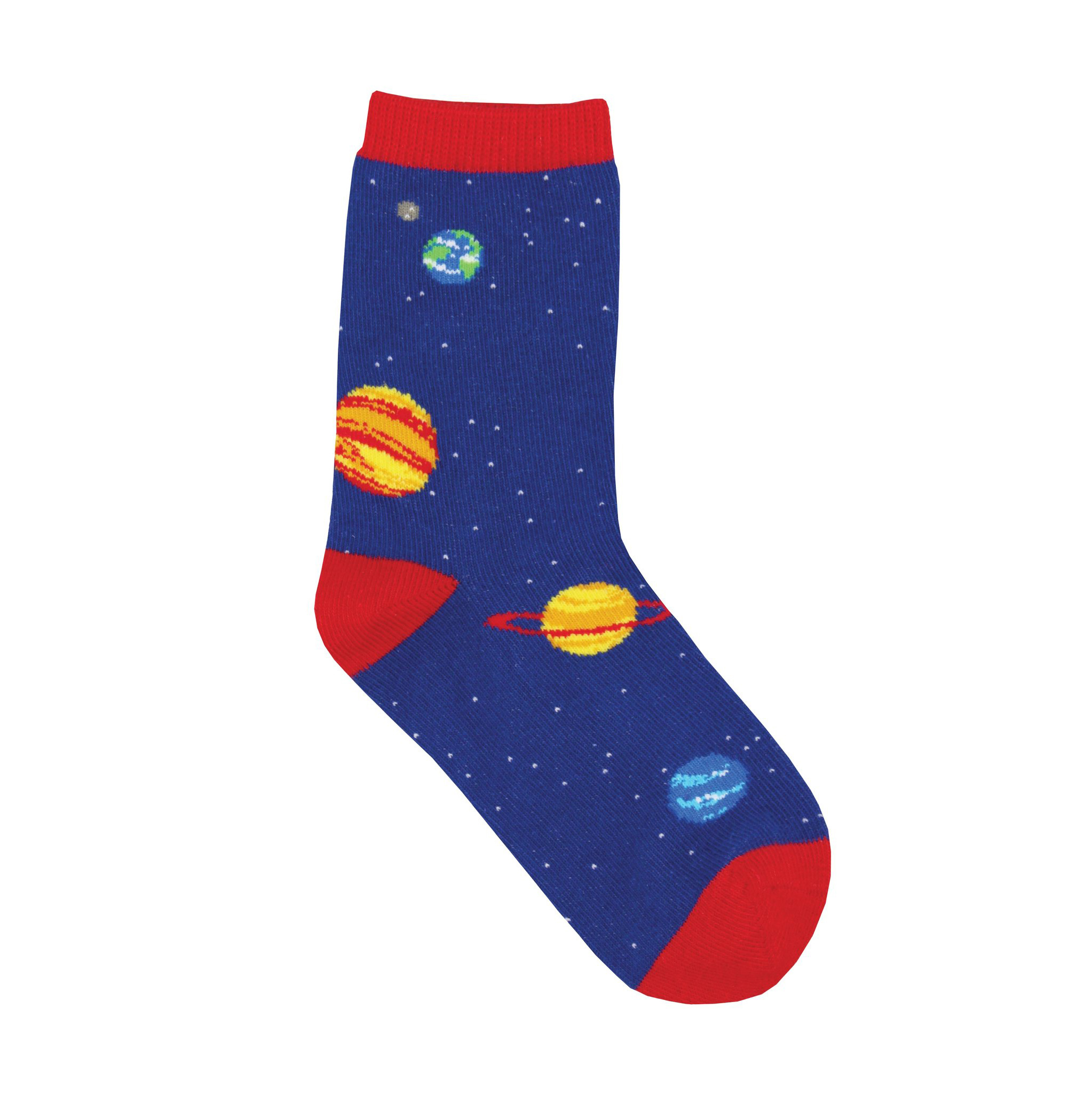 Socksmith Kid's Out Of This World, Navy