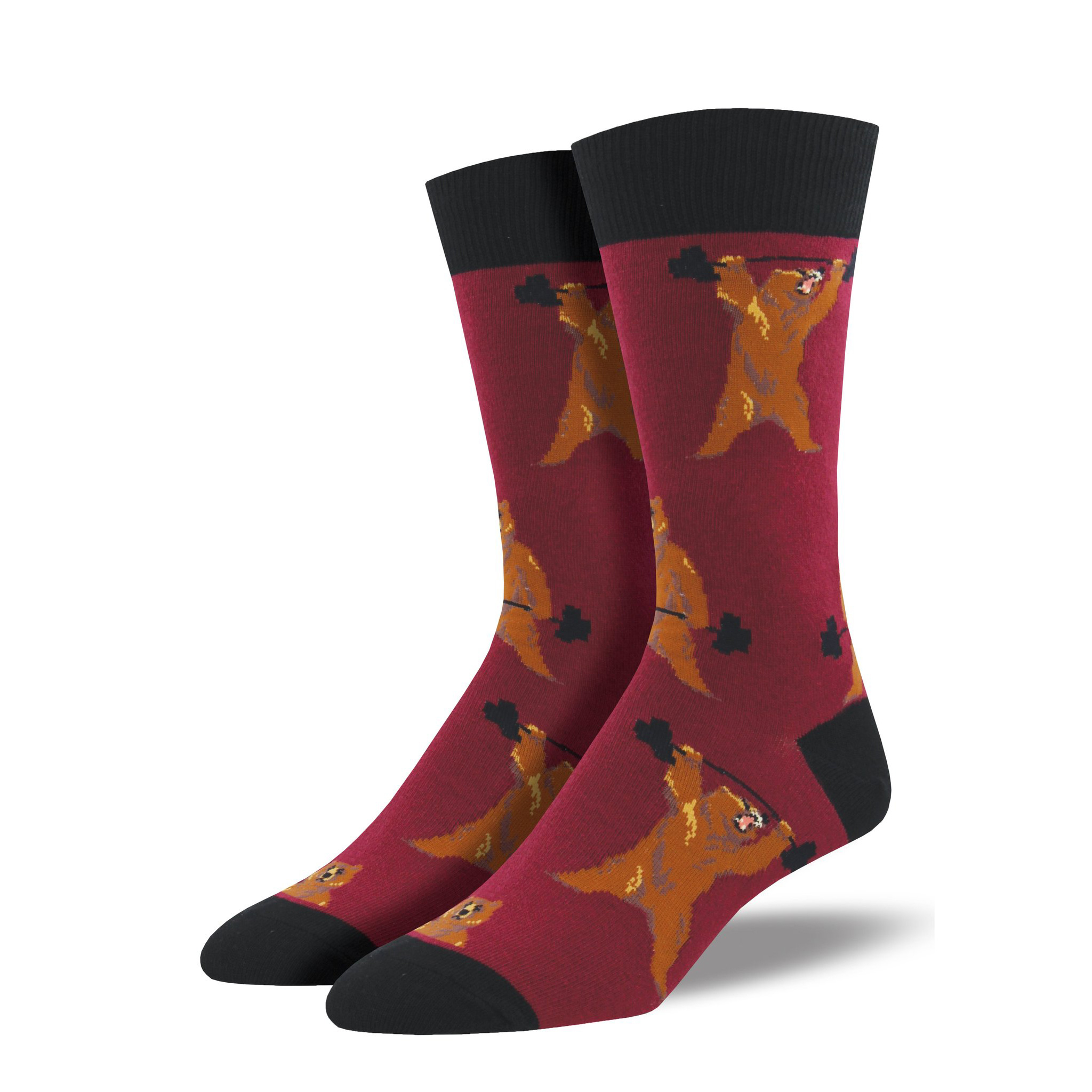 Socksmith M's Bearbell, Wine