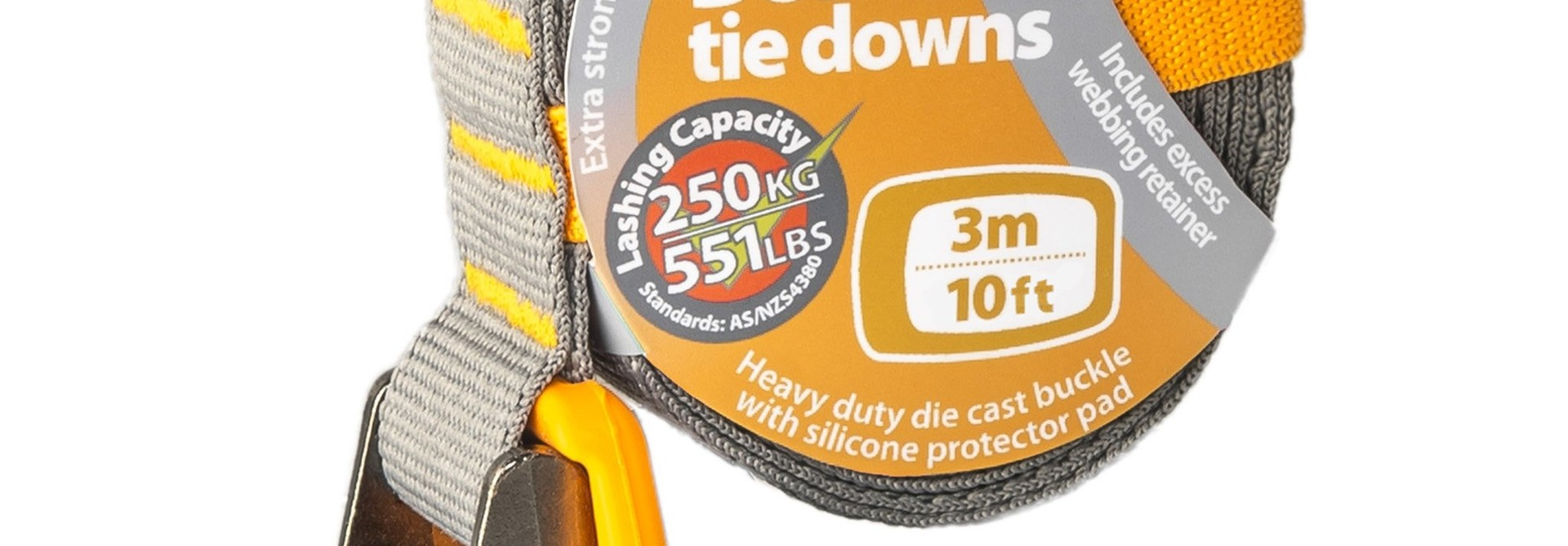 Bomber Tie Down 10ft