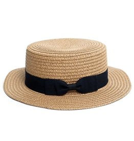 Ladies Fedora, Beige