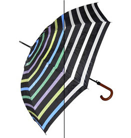 Color Changing Umbrella, Stripe