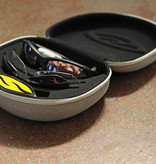 Smith Optics Pivlock Overdrive Interchangeable TLT Optics, Black Neon Yellow