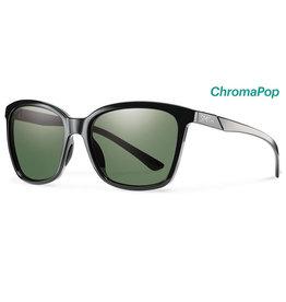 Smith Optics Colette Black Polarized Gray Green/Chromapop Polarized