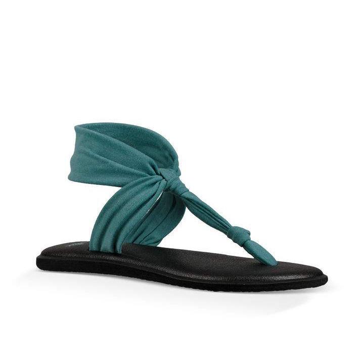 W's Yoga Sling Ella, Mineral Blue