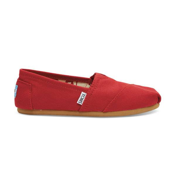 146705ca48ef Toms W's Classic, Red - Surf Wind and Fire