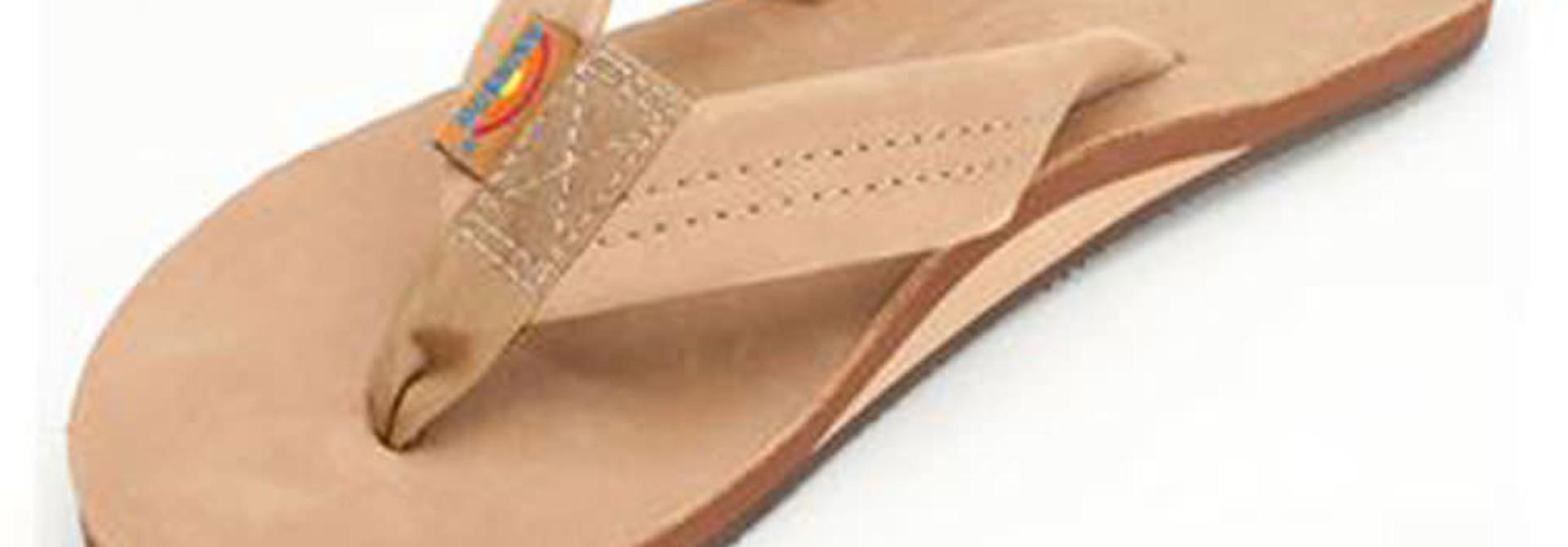 M's Sierra Brown Premier Single Layer, Thick Strap