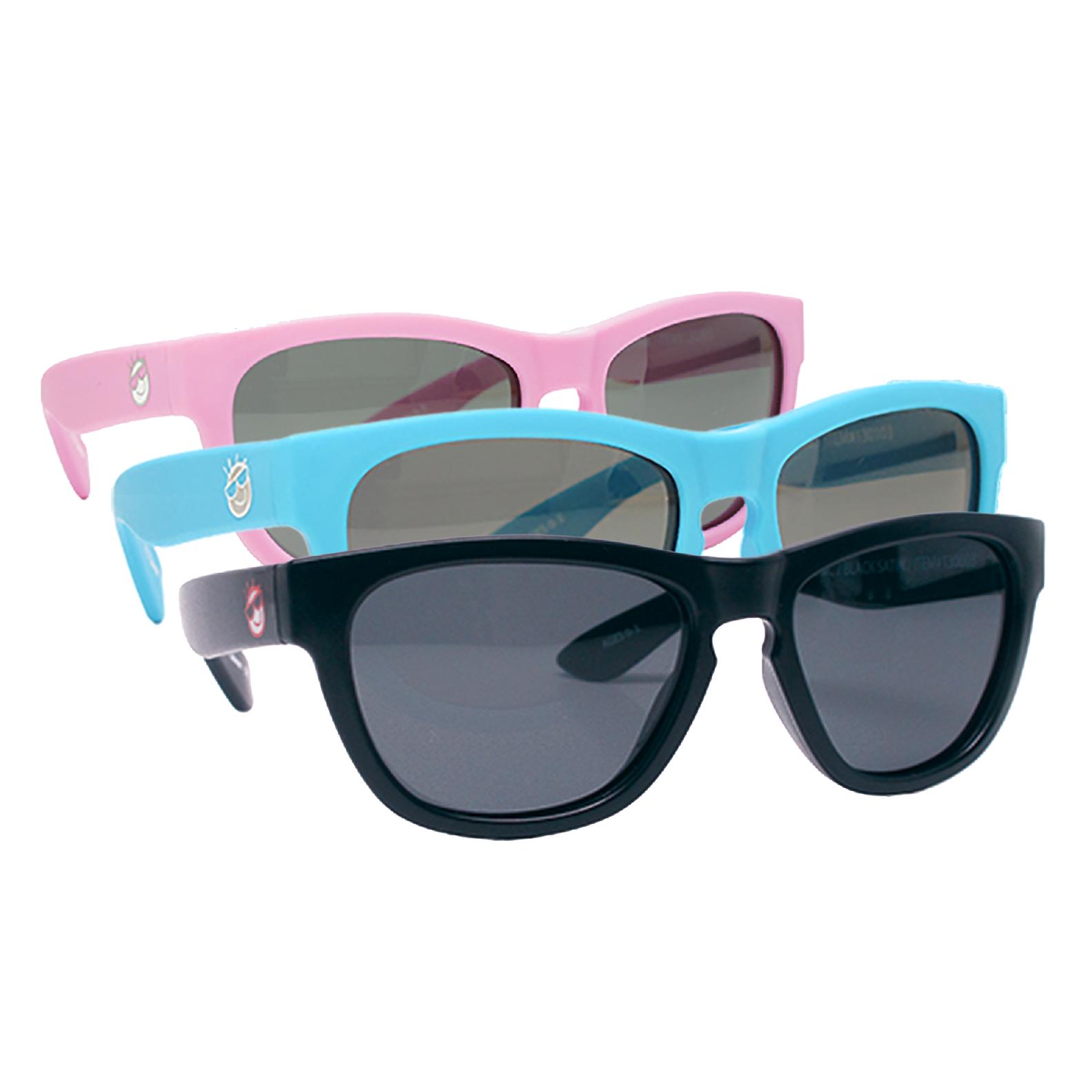K's Reflekt Polarized Classic Mini Shades, 0-3-1