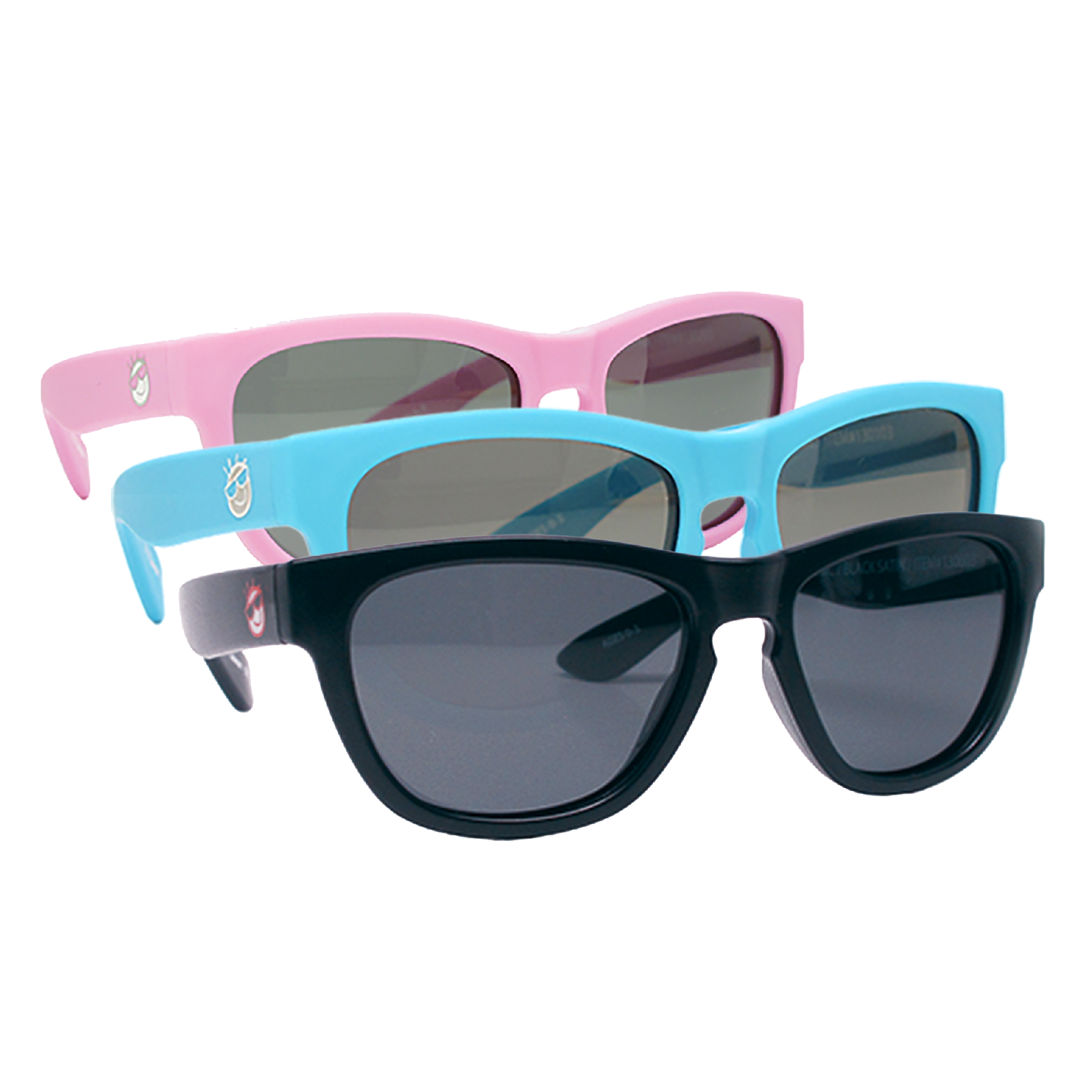 K's Reflekt Polarized Classic Mini Shades, 0-3