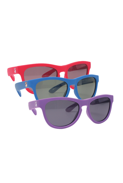 K's Reflekt Polarized Classic Mini Shades, 3-7+