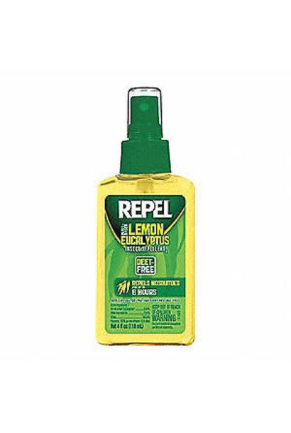 Lemon Eucalyptus Insect Repellent