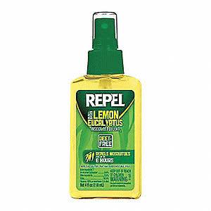 Lemon Eucalyptus Insect Repellent-1