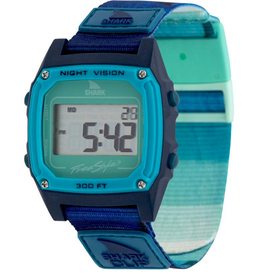 Freestyle Watches Shark Classic Clip Ombre Fin, Teal