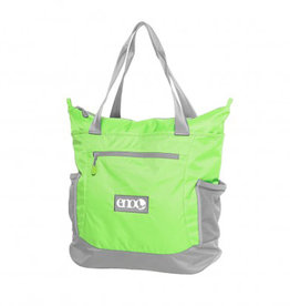 ENO Relay Festival/ Yoga Tote, Lime/Charcoal