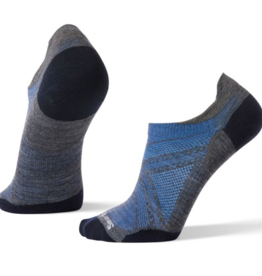 SmartWool M's PhD Run Ultra Light Micro, Medium Gray