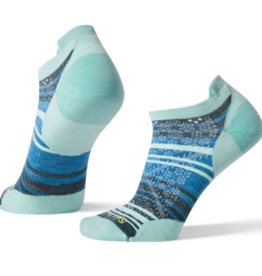 SmartWool W's PhD Run Ultra Light Striped Micro, Mint