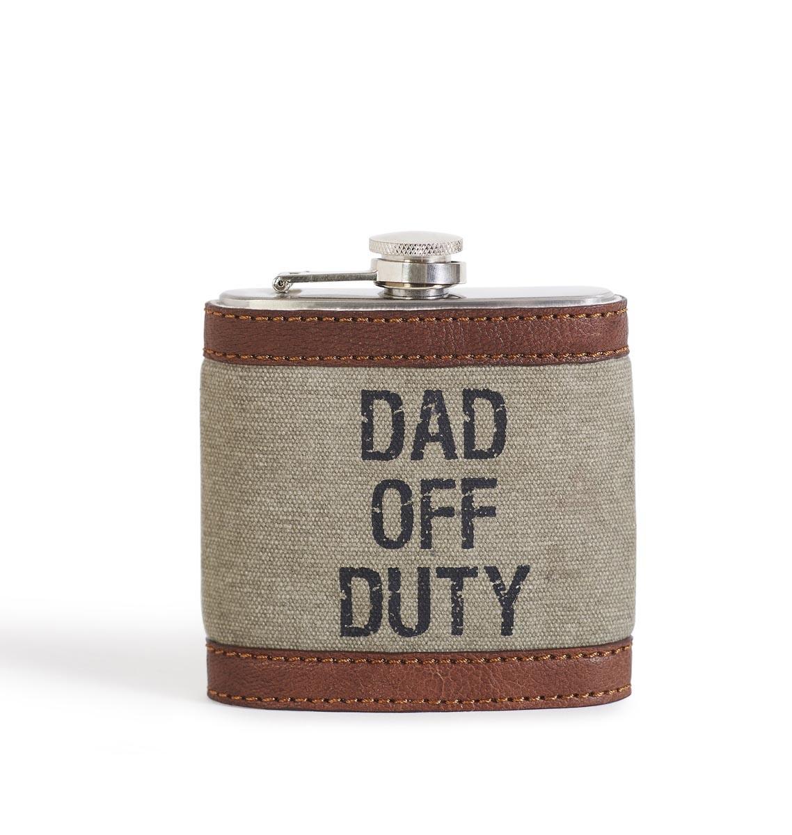 Off Duty Flask w/Sleeve