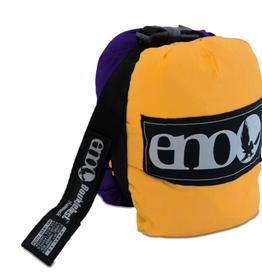 ENO DoubleNest Hammock, Purple/Marigold