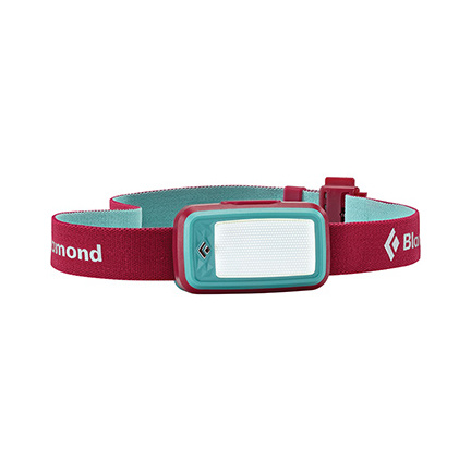 Liberty Mountain Black Diamond Wiz Headlamp, Berry