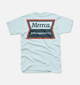 Mrrrca T-Shirt, Light Blue