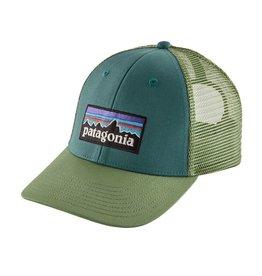 Patagonia P-6 Logo LoPro Trucker Hat, Tasmanian Teal