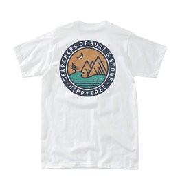 Southpoint Tee, White