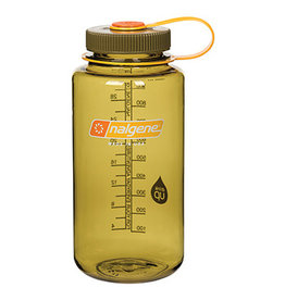 Liberty Mountain Nalgene Wide Mouth 1 QT, Olive
