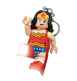 Liberty Mountain Lego LED Keychain, Wonder Woman