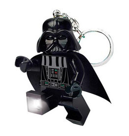 Liberty Mountain Lego LED Keychain, Darth Vader