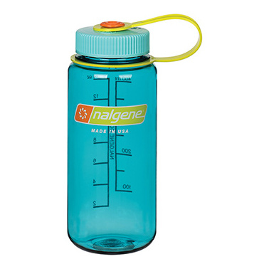 Liberty Mountain Nalgene Wide Mouth 1 pt, Cerulean