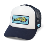 Costa Del Mar Game Changer Trucker Hat, White